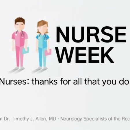 Happy Nurse's Week #NurseWeek