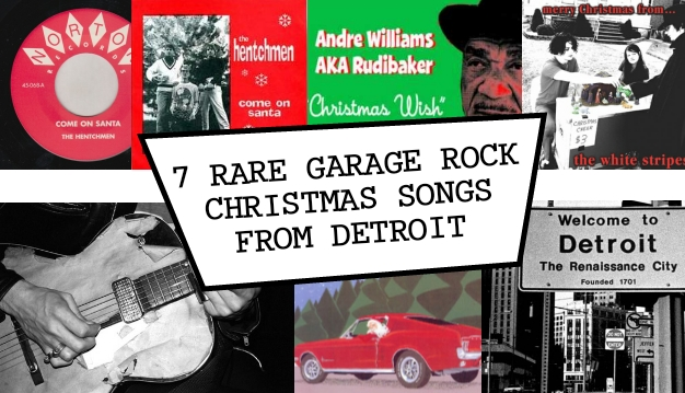Rock Christmas Music.Music Therapy 7 Rare Garage Rock Christmas Songs From